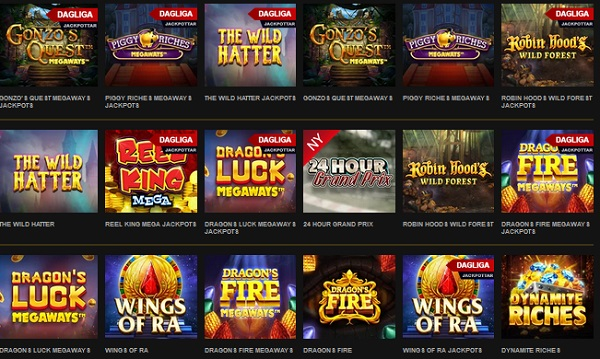 Casino Red tiger gaming